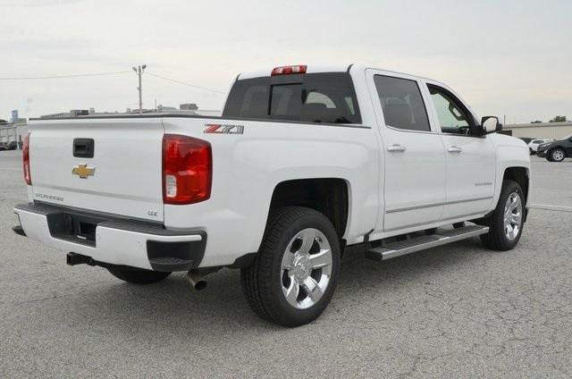 2018 Silverado 1500 Crew Cab 4x4,  Pickup #C81847 - photo 6