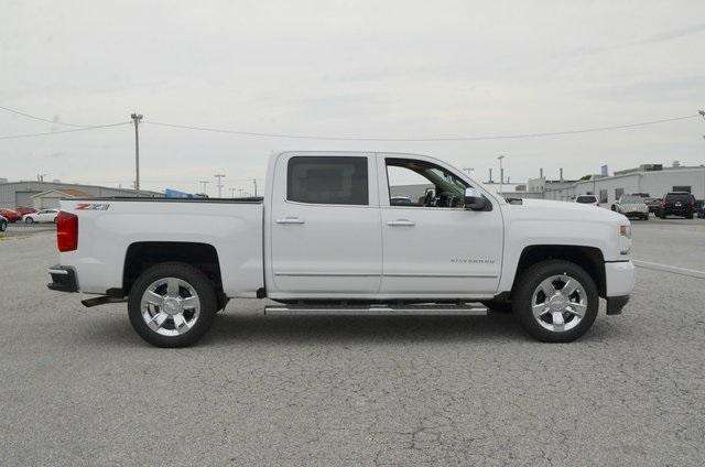 2018 Silverado 1500 Crew Cab 4x4,  Pickup #C81847 - photo 7