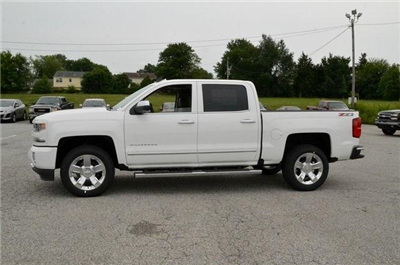 2018 Silverado 1500 Crew Cab 4x4,  Pickup #C81847 - photo 3
