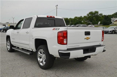 2018 Silverado 1500 Crew Cab 4x4,  Pickup #C81847 - photo 2