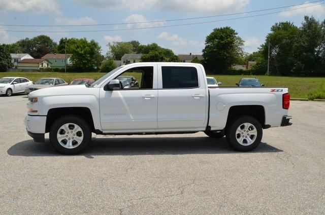 2018 Silverado 1500 Crew Cab 4x4,  Pickup #C81874 - photo 3