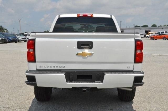 2018 Silverado 1500 Crew Cab 4x4,  Pickup #C81874 - photo 4