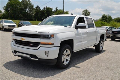 2018 Silverado 1500 Crew Cab 4x4,  Pickup #C81874 - photo 1