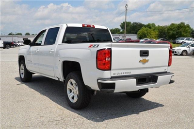 2018 Silverado 1500 Crew Cab 4x4,  Pickup #C81874 - photo 2