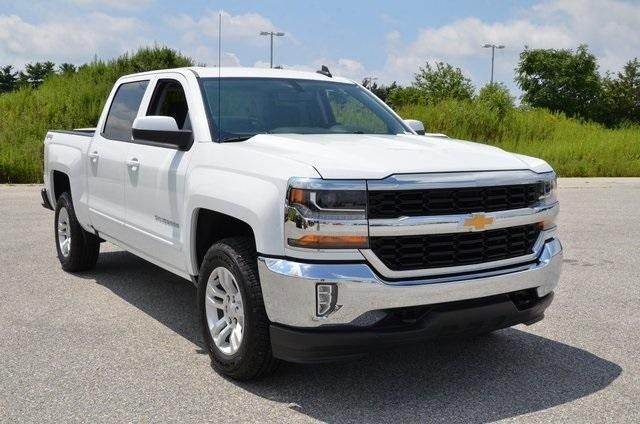 2018 Silverado 1500 Crew Cab 4x4,  Pickup #C81883 - photo 8