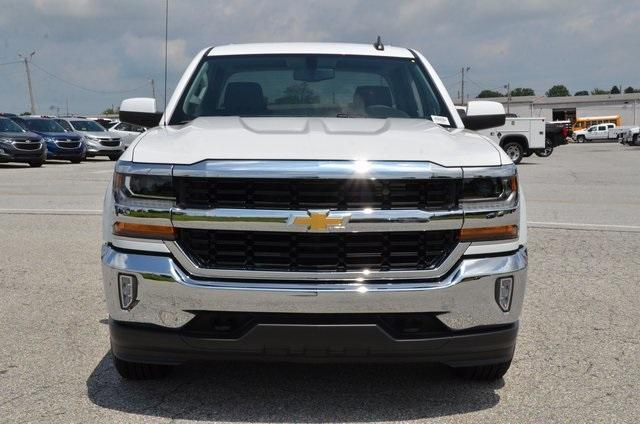 2018 Silverado 1500 Crew Cab 4x4,  Pickup #C81883 - photo 9