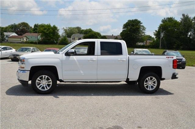 2018 Silverado 1500 Crew Cab 4x4,  Pickup #C81883 - photo 3
