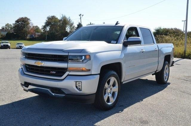 2018 Silverado 1500 Crew Cab 4x4,  Pickup #C82007 - photo 1