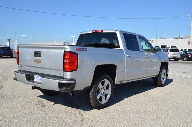 2018 Silverado 1500 Crew Cab 4x4,  Pickup #C82007 - photo 6