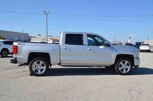2018 Silverado 1500 Crew Cab 4x4,  Pickup #C82007 - photo 7