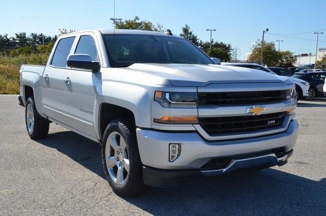 2018 Silverado 1500 Crew Cab 4x4,  Pickup #C82007 - photo 8