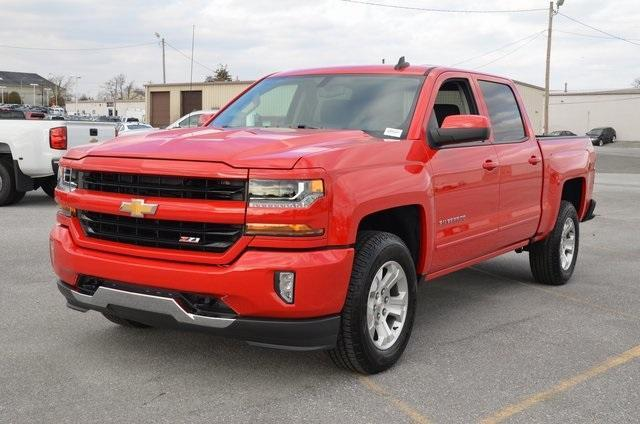 2018 Silverado 1500 Crew Cab 4x4,  Pickup #C82172 - photo 1