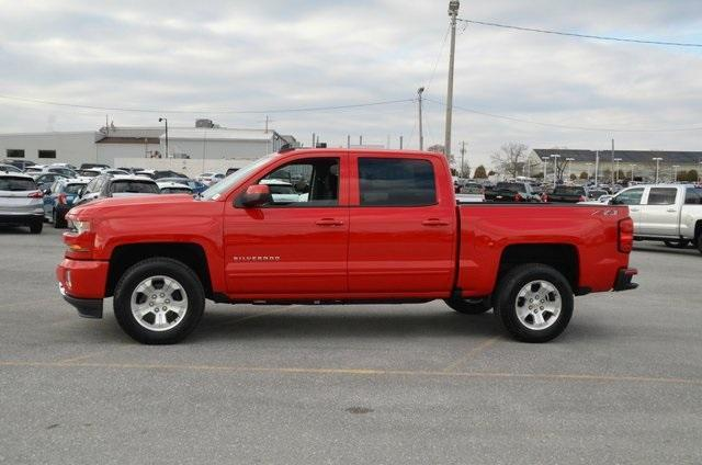 2018 Silverado 1500 Crew Cab 4x4,  Pickup #C82172 - photo 3