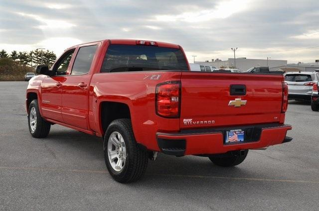 2018 Silverado 1500 Crew Cab 4x4,  Pickup #C82172 - photo 2