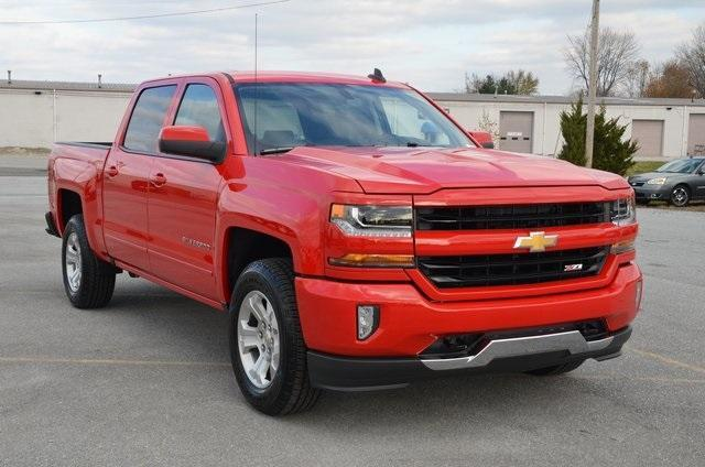 2018 Silverado 1500 Crew Cab 4x4,  Pickup #C82172 - photo 8