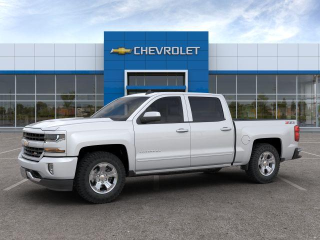 2018 Silverado 1500 Crew Cab 4x4,  Pickup #C82205 - photo 3