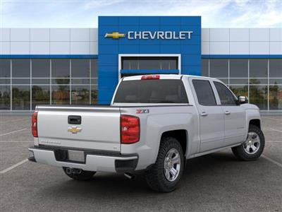 2018 Silverado 1500 Crew Cab 4x4,  Pickup #C82205 - photo 4
