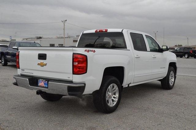 2018 Silverado 1500 Crew Cab 4x4,  Pickup #C82206 - photo 6