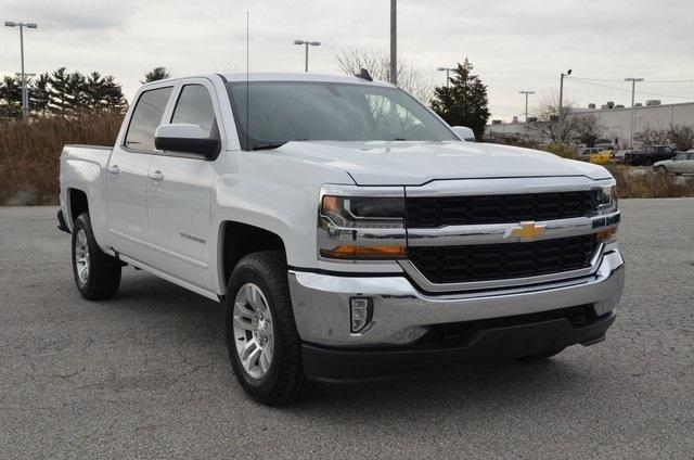 2018 Silverado 1500 Crew Cab 4x4,  Pickup #C82206 - photo 8