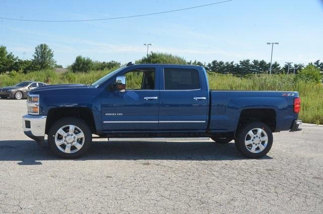 2019 Silverado 2500 Crew Cab 4x4,  Pickup #C90017 - photo 3