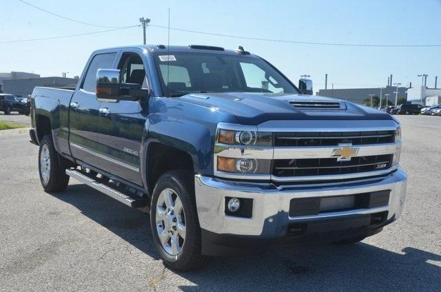 2019 Silverado 2500 Crew Cab 4x4,  Pickup #C90017 - photo 8