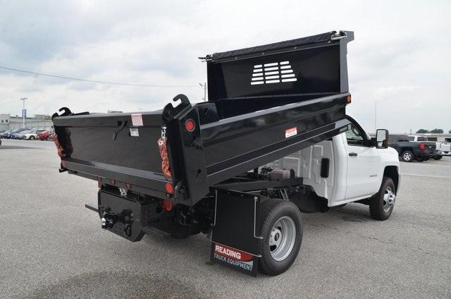 2019 Silverado 3500 Regular Cab DRW 4x4,  Reading Marauder SL Dump Body #C90067 - photo 15