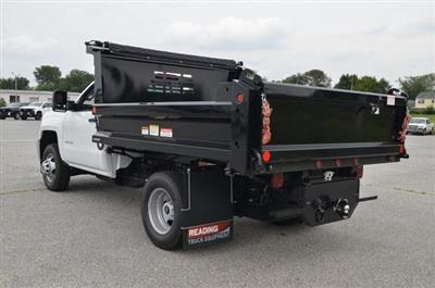 2019 Silverado 3500 Regular Cab DRW 4x4,  Reading Marauder SL Dump Body #C90067 - photo 2