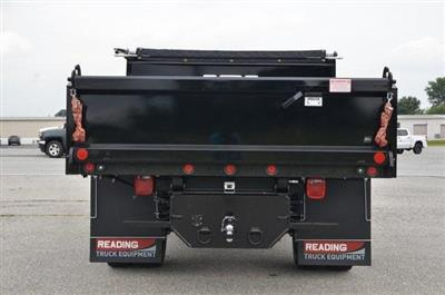 2019 Silverado 3500 Regular Cab DRW 4x4,  Reading Marauder SL Dump Body #C90067 - photo 4