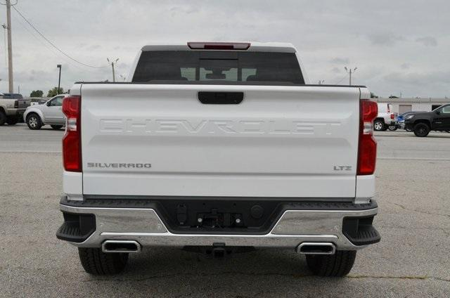 2019 Silverado 1500 Crew Cab 4x4,  Pickup #C90089 - photo 4