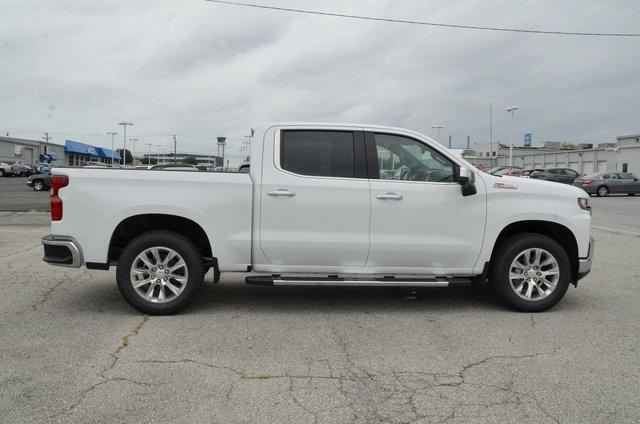 2019 Silverado 1500 Crew Cab 4x4,  Pickup #C90089 - photo 7