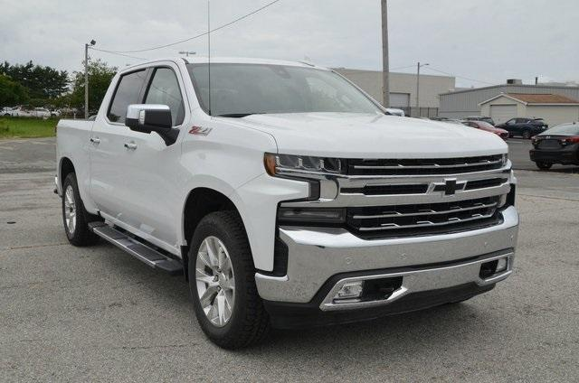 2019 Silverado 1500 Crew Cab 4x4,  Pickup #C90089 - photo 8