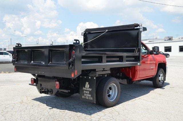 2019 Silverado 3500 Regular Cab DRW 4x4,  Galion 103U Dump Body #C90114 - photo 5