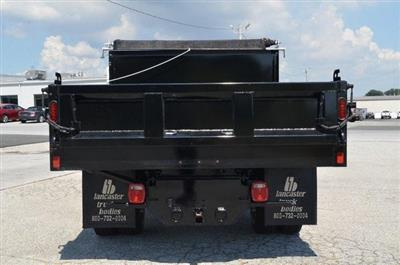 2019 Silverado 3500 Regular Cab DRW 4x4,  Galion 103U Dump Body #C90114 - photo 4