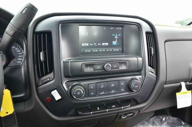 2019 Silverado 3500 Regular Cab DRW 4x4,  Knapheide Value-Master X Stake Bed #C90115 - photo 11