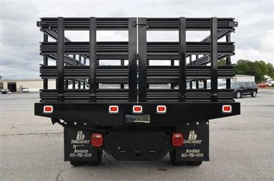 2019 Silverado 3500 Regular Cab DRW 4x4,  Knapheide Value-Master X Stake Bed #C90115 - photo 4
