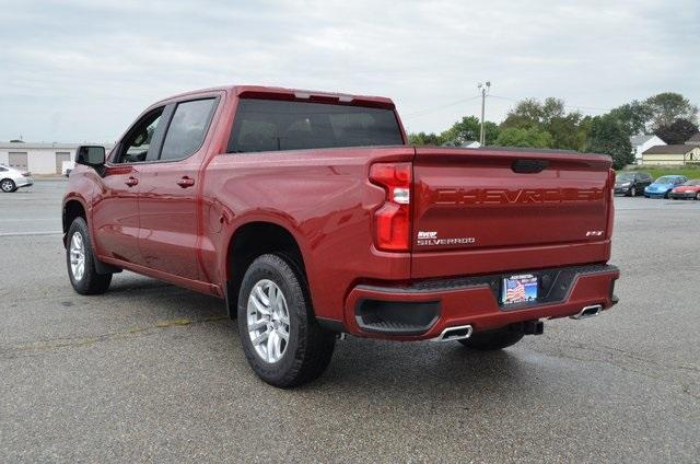 2019 Silverado 1500 Crew Cab 4x4,  Pickup #C90129 - photo 2