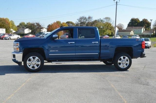2019 Silverado 2500 Crew Cab 4x4,  Pickup #C90240 - photo 3