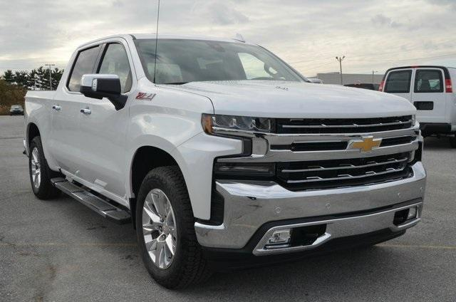 2019 Silverado 1500 Crew Cab 4x4,  Pickup #C90419 - photo 8
