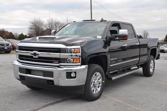2019 Silverado 3500 Crew Cab 4x4,  Pickup #C90441 - photo 1