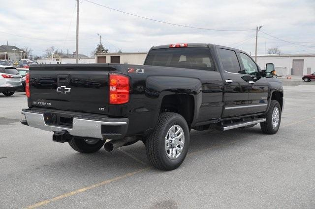 2019 Silverado 3500 Crew Cab 4x4,  Pickup #C90441 - photo 6