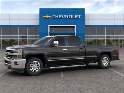 2019 Silverado 3500 Crew Cab 4x4,  Pickup #C90441 - photo 17
