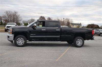2019 Silverado 3500 Crew Cab 4x4,  Pickup #C90441 - photo 3