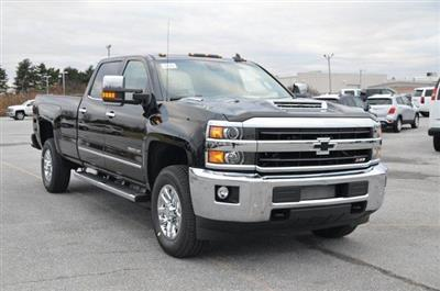 2019 Silverado 3500 Crew Cab 4x4,  Pickup #C90441 - photo 8