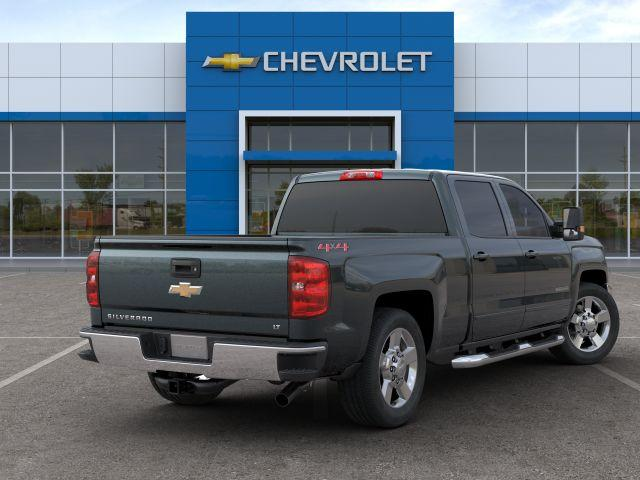 2019 Silverado 2500 Crew Cab 4x4,  Pickup #C90606 - photo 4