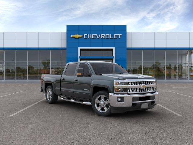2019 Silverado 2500 Crew Cab 4x4,  Pickup #C90606 - photo 6