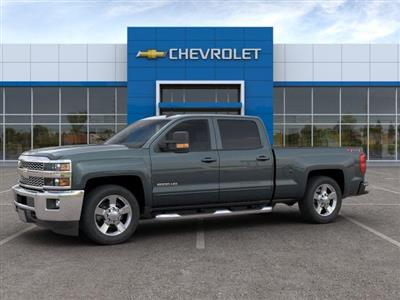 2019 Silverado 2500 Crew Cab 4x4,  Pickup #C90606 - photo 3