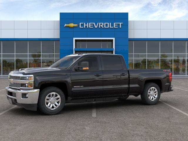 2019 Silverado 2500 Crew Cab 4x4,  Pickup #C90634 - photo 3