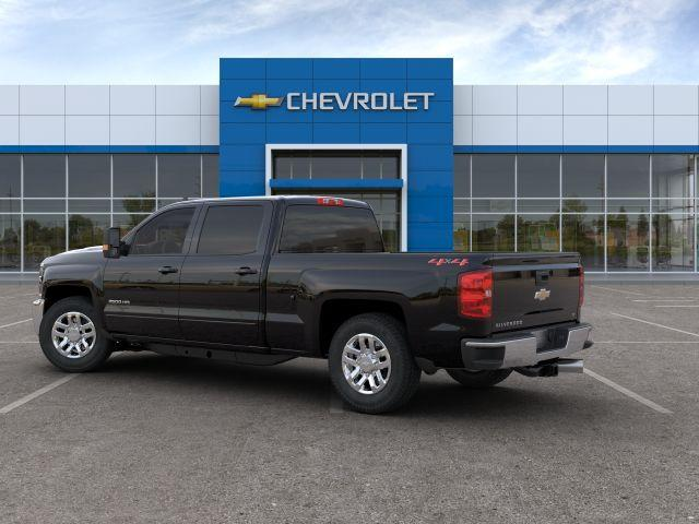2019 Silverado 2500 Crew Cab 4x4,  Pickup #C90634 - photo 2