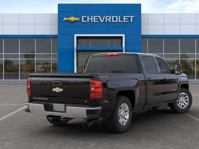 2019 Silverado 2500 Crew Cab 4x4,  Pickup #C90634 - photo 4