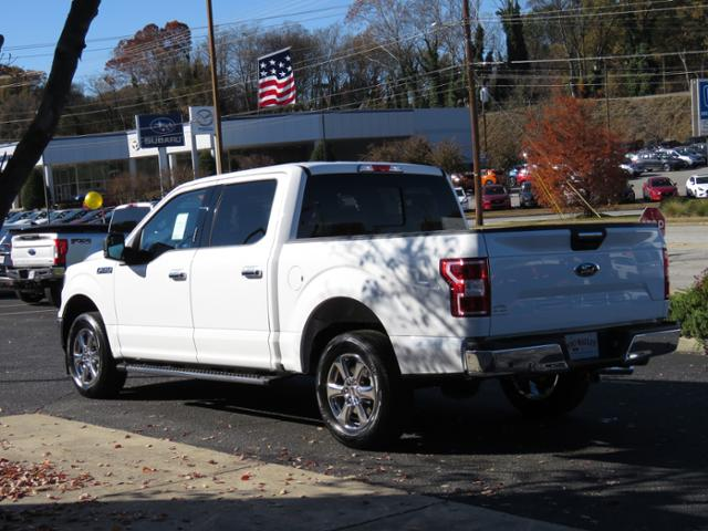 2018 F-150 Crew Cab, Pickup #74204 - photo 18